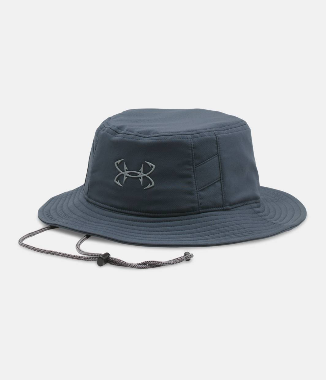 Men 39 s ua fish hook bucket hat under armour us for Under armor fishing hat