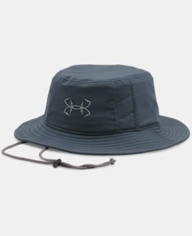 Best Seller Men's UA Fish Hook Bucket Hat  1 Color $29.99