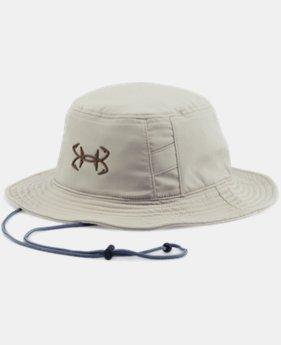 New Arrival  Men's UA Fish Hook Bucket Hat  1 Color $34.99