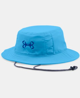 New Arrival Men's UA Fish Hook Bucket Hat  1 Color $29.99