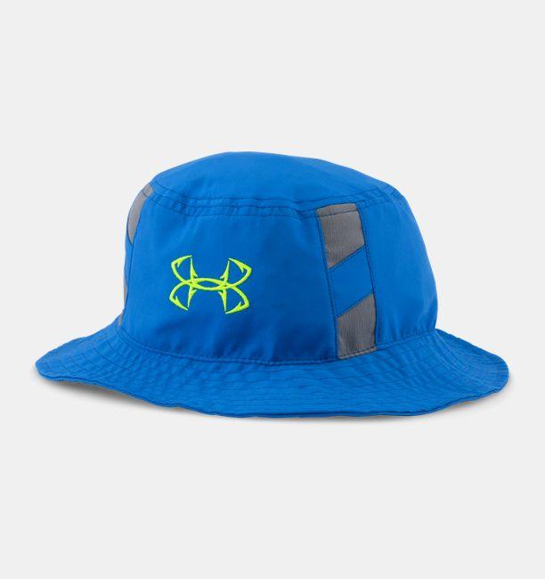 Boys 39 ua fish hook bucket hat under armour us for Under armour fish hook bucket hat