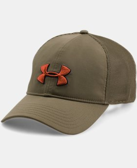 Men's UA Classic Mesh Back Cap  3 Colors $17.99 to $22.49