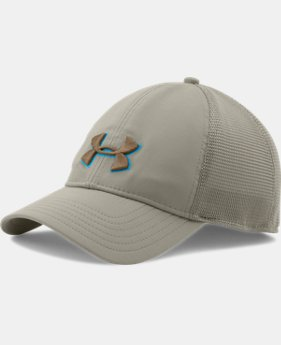 Men's UA Classic Mesh Back Cap