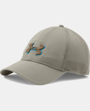 Men's UA Classic Mesh Back Cap LIMITED TIME: FREE SHIPPING 1 Color $17.24