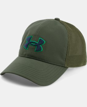 Men's UA Classic Mesh Back Cap  1  Color Available $22.49