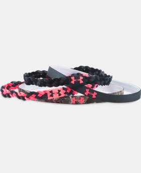 Women's UA Outdoor Headbands - 4 Pack   $21.99