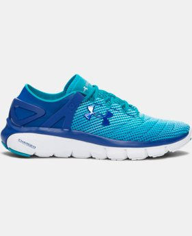 Women's UA Speedform® Fortis — Pixel Running Shoes  1  Color Available $109.99