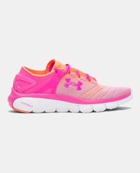 Women S Ua Speedform 174 Fortis Pixel Running Shoes