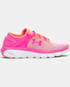 Women's UA SpeedForm® Fortis – Pixel Running Shoes