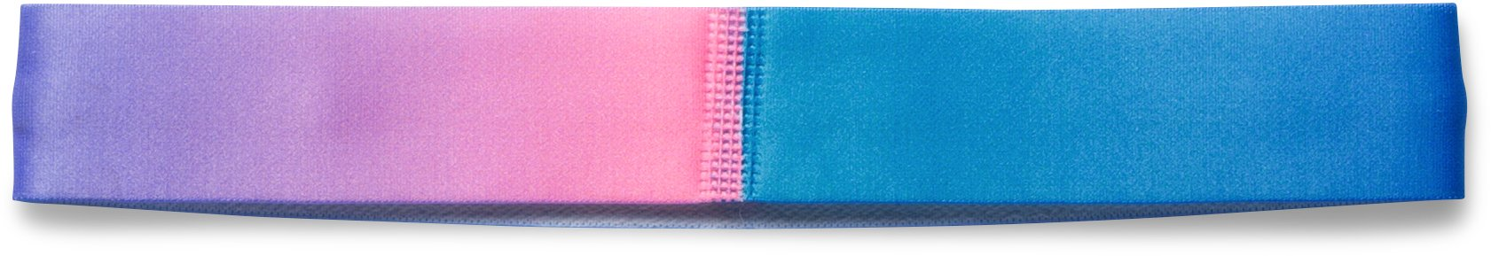Women's UA Ombre Headband, PINK CRAZE,