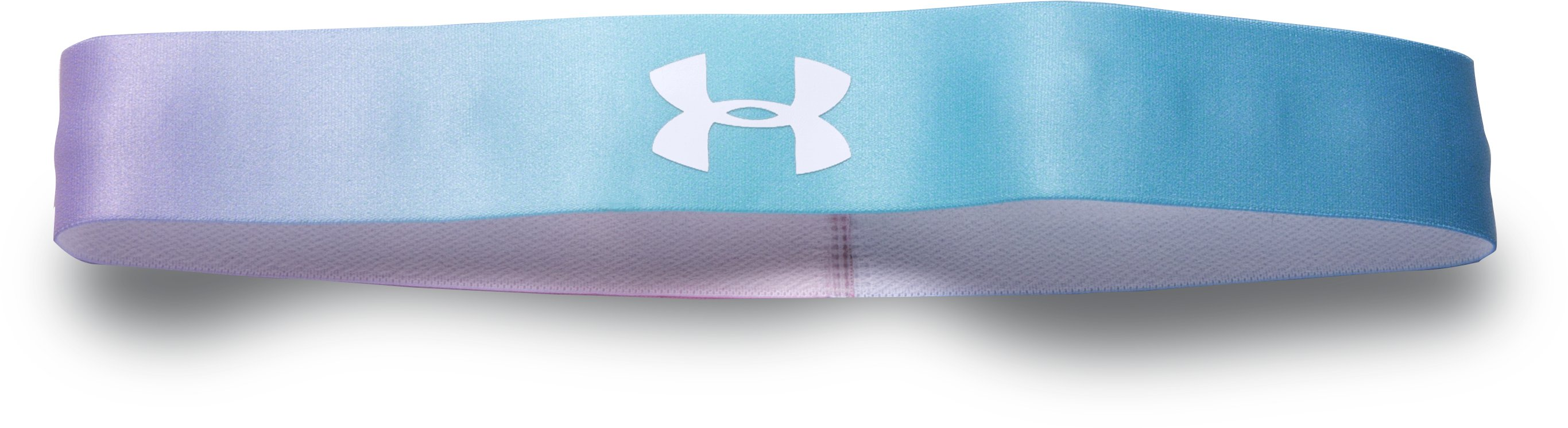 Women's UA Ombre Headband, SKY BLUE,