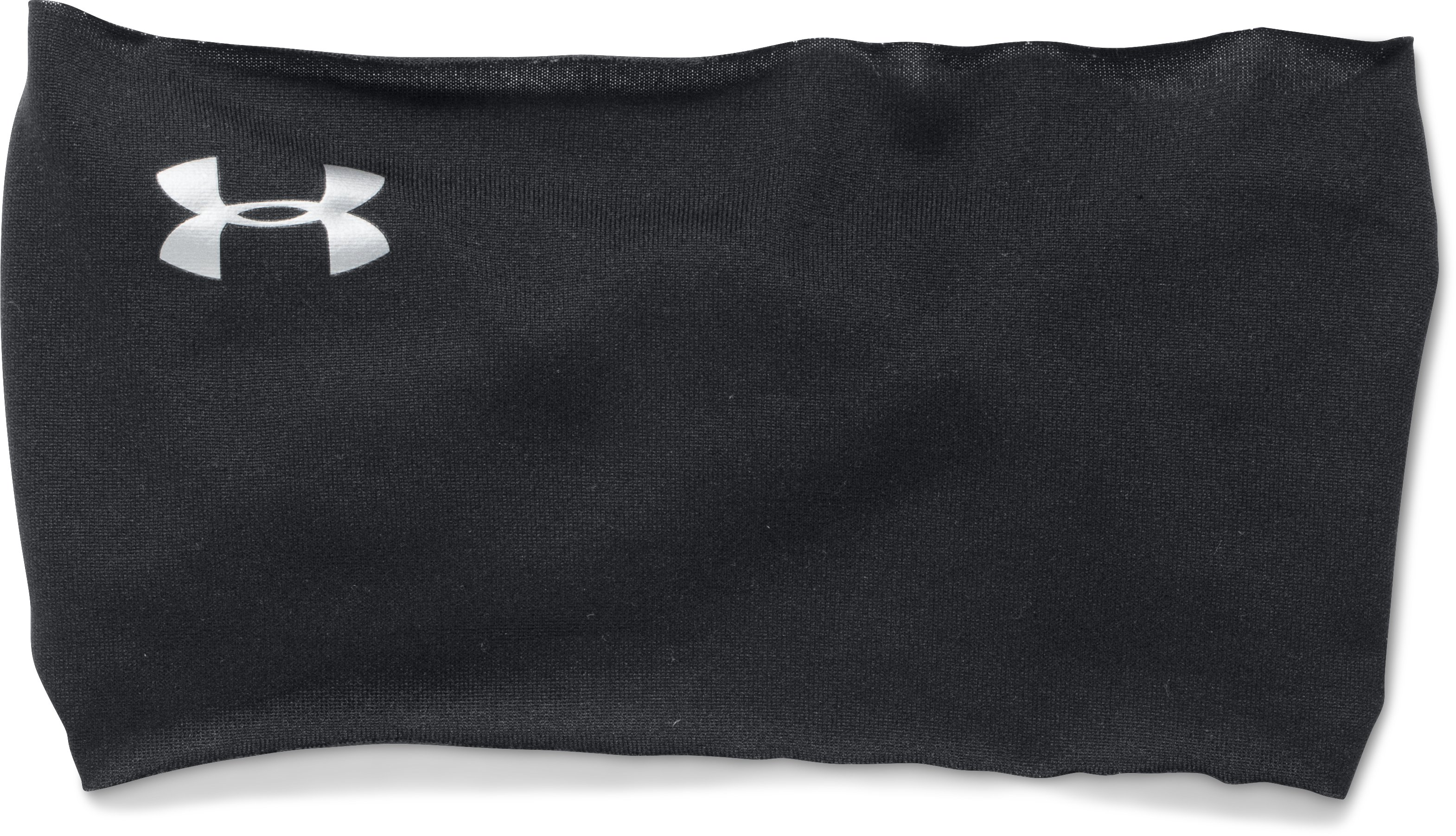 Women's UA Boho Headband, Black , zoomed image