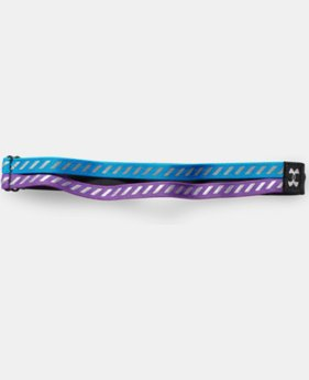 Women's UA Fly Fast Reflective Headband  1 Color $10.49