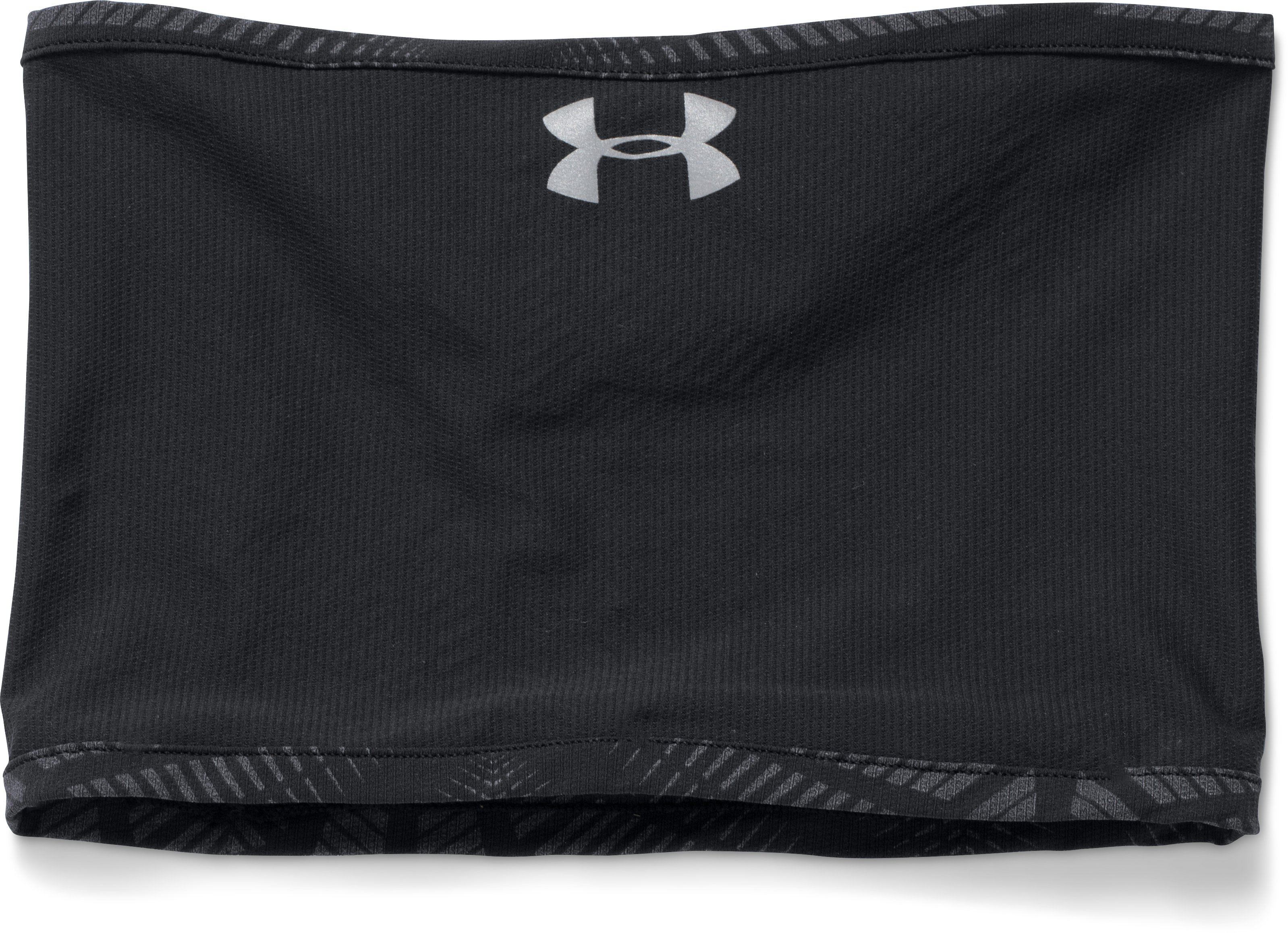 Women's UA CoolSwitch UPF Headband, Black , zoomed image