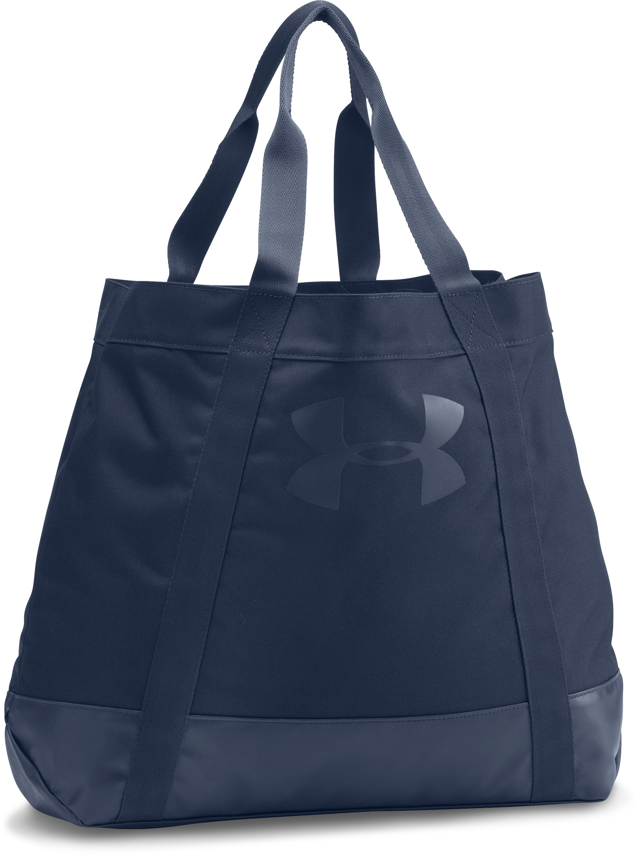 Women's UA Favorite Logo Tote, Midnight Navy, zoomed image