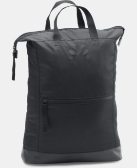 Women's UA Multi-Tasker Backpack LIMITED TIME: FREE SHIPPING 1  Color Available $59.99