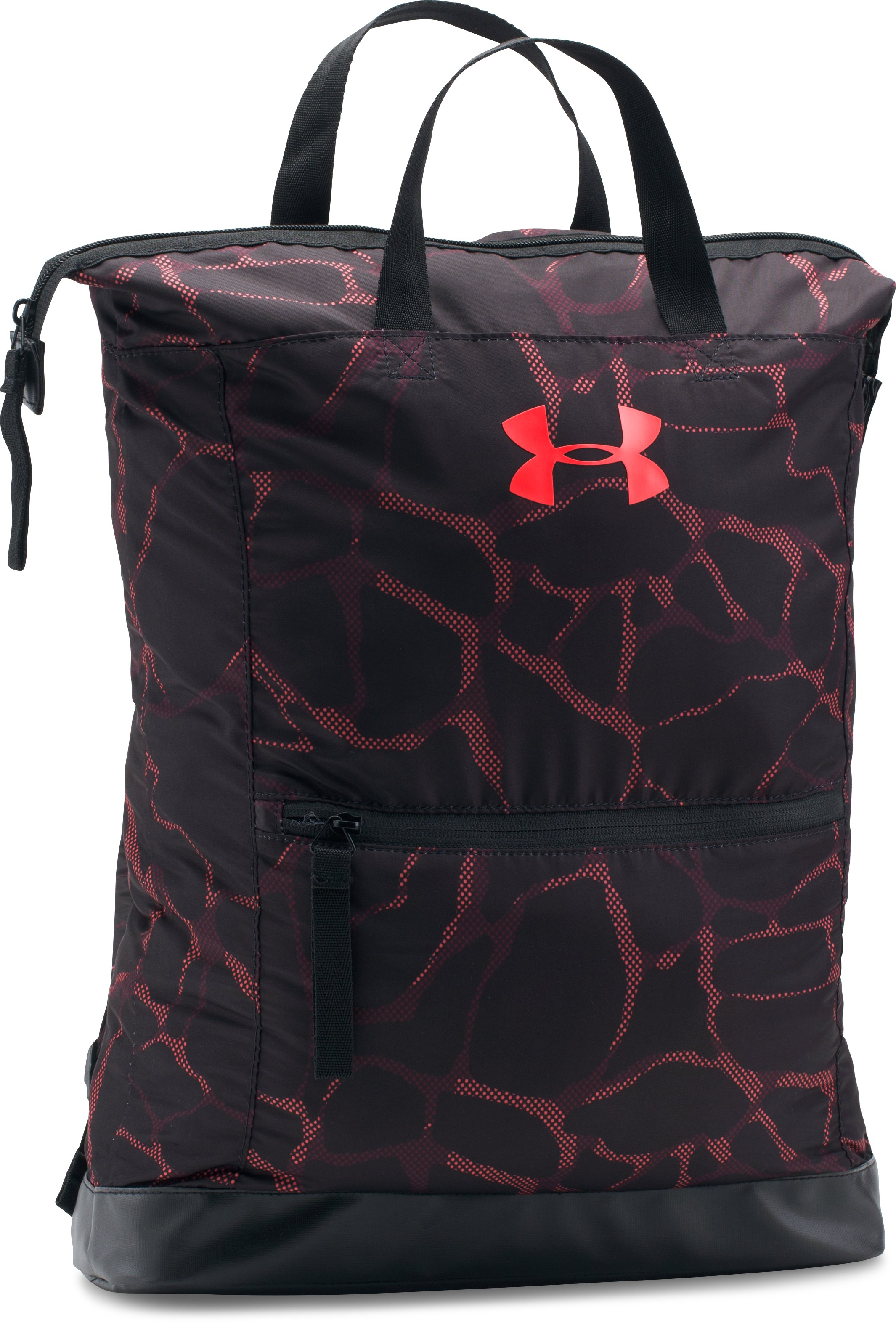 Women's UA Multi-Tasker Backpack, Black , undefined