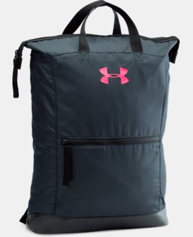 Women's UA Multi-Tasker Backpack LIMITED TIME: FREE SHIPPING 1 Color $49.99