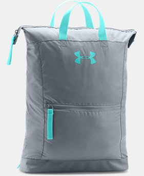 Women's UA Multi-Tasker Backpack  1  Color Available $44.99