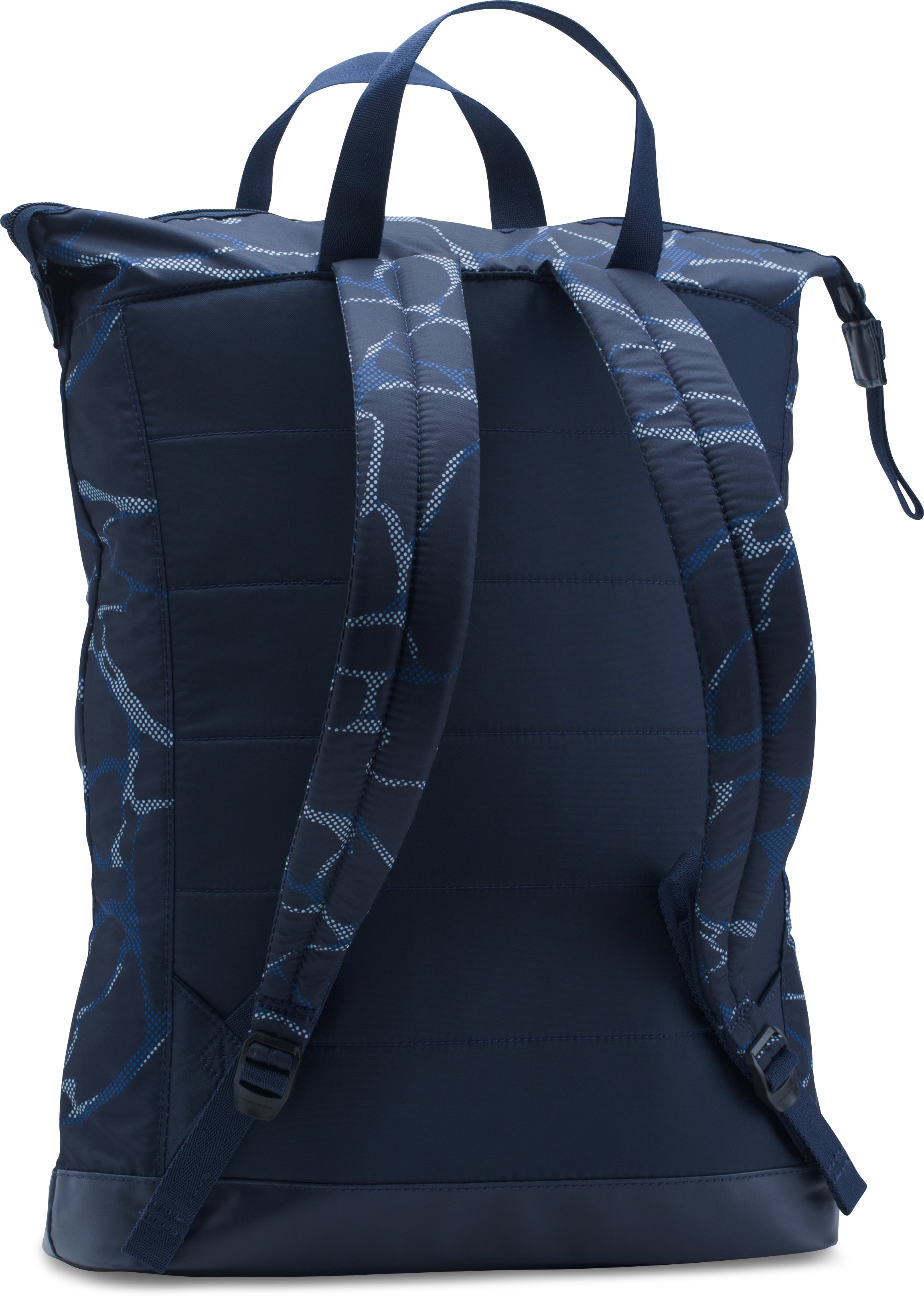 Women's UA Multi-Tasker Backpack, Midnight Navy, undefined