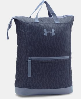 Women's UA Multi-Tasker Backpack LIMITED TIME: FREE SHIPPING 1 Color $37.99