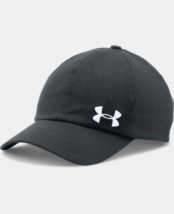 Women's UA Armour Cap LIMITED TIME: FREE U.S. SHIPPING 1 Color $19.99