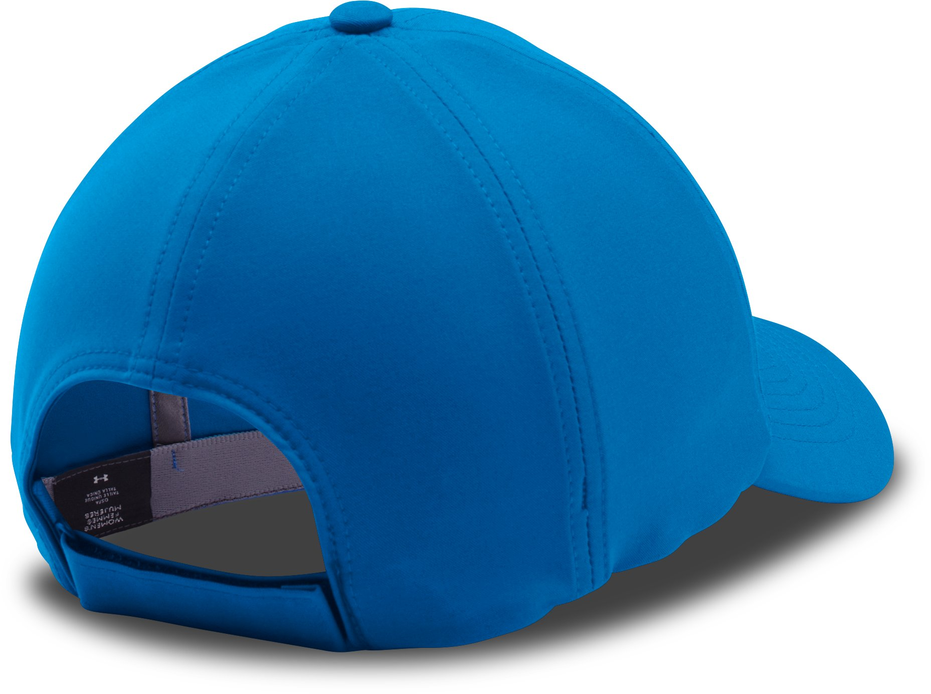 Women's UA Links Golf Cap, Mediterranean,