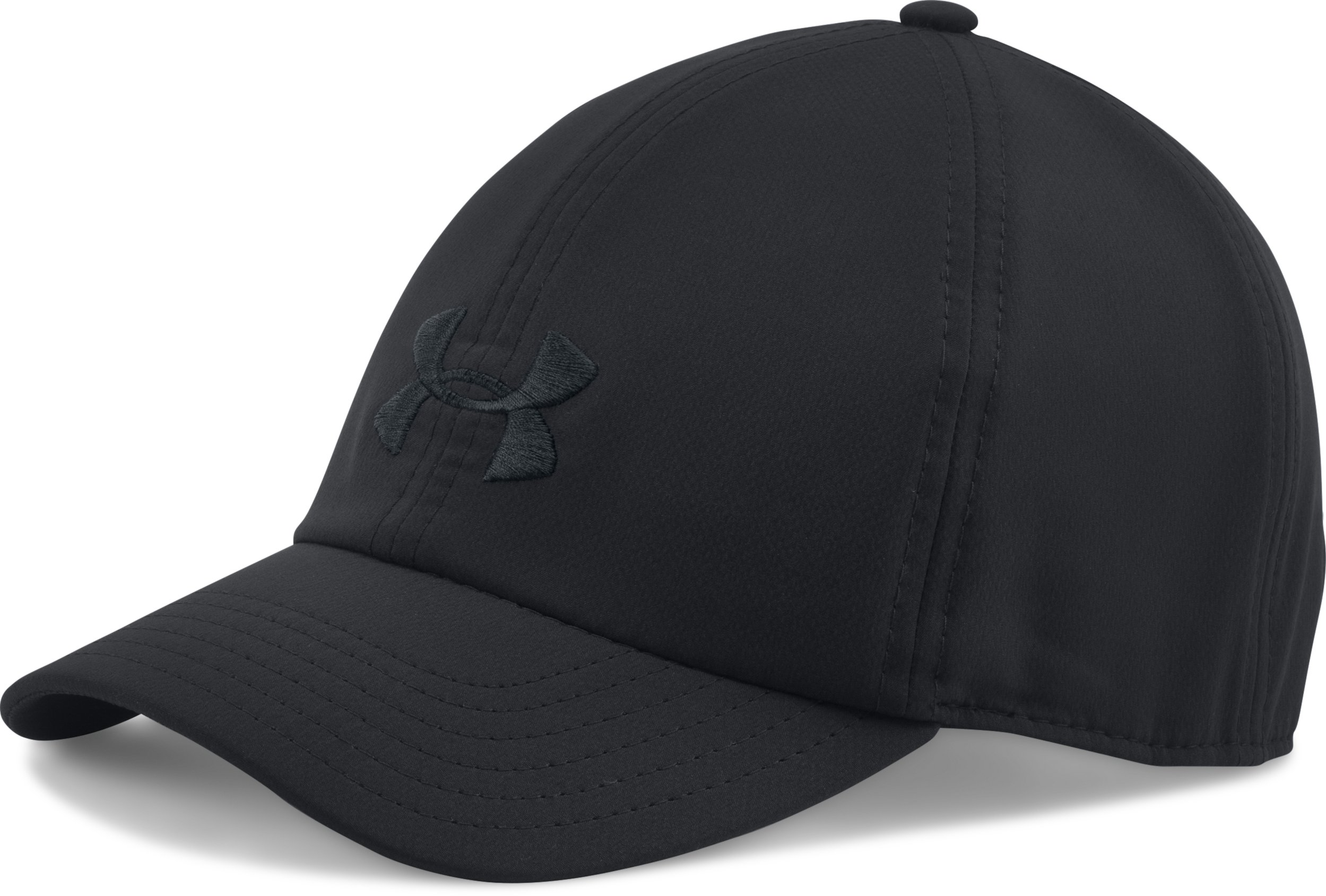 Women's UA Renegade Cap, Black , zoomed image