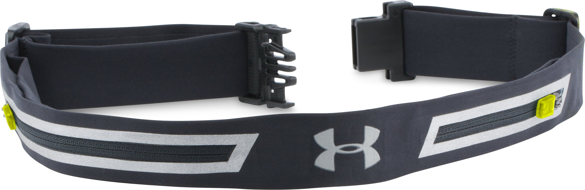 Women's UA Run Belt, Black ,
