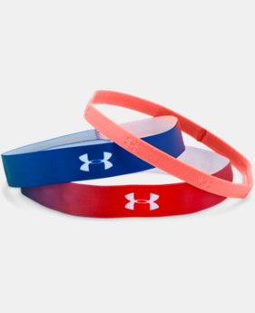 Girls' UA Ombre Headband 3-Pack