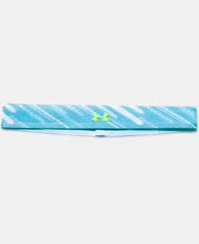 Girls' UA Sheer Headband  1 Color $7.99