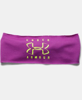Girls' UA Boho Headband
