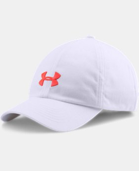 Girls' UA Armour Cap  3 Colors $14.99