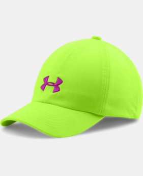 Girls' UA Armour Cap  1 Color $14.99