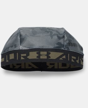 Men's UA CoolSwitch Camo Skull Cap LIMITED TIME: FREE SHIPPING 1 Color $29.99