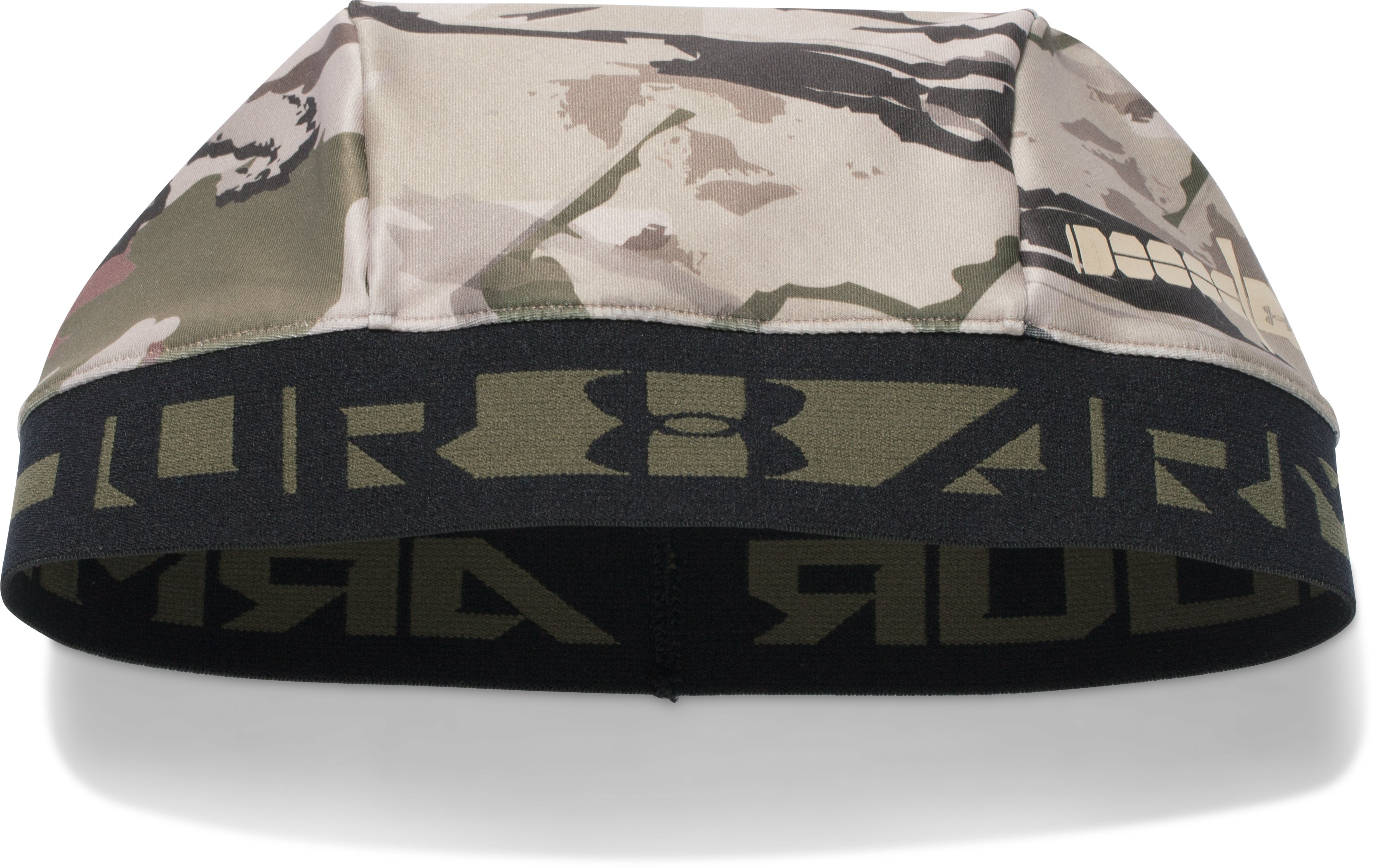 Men's UA CoolSwitch Camo Skull Cap, RIDGE REAPER® BARREN
