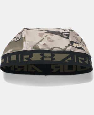 Men's UA CoolSwitch Camo Skull Cap LIMITED TIME: FREE SHIPPING 1 Color $17.24 to $22.99