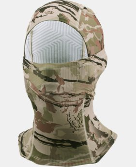 Men's UA Camo ColdGear® Infrared Hood  1 Color $34.99