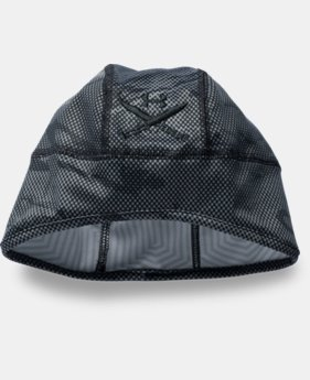 Men's UA ColdGear® Infrared Tactical Camo Beanie LIMITED TIME: FREE SHIPPING  $34.99