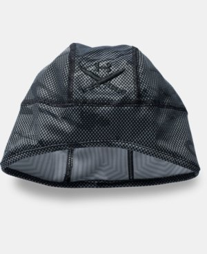Men's UA ColdGear® Infrared Tactical Camo Beanie   $34.99