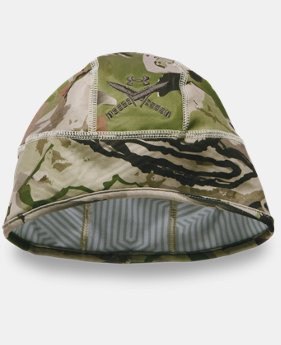 Men's UA ColdGear® Infrared Tactical Camo Beanie LIMITED TIME: FREE SHIPPING 2 Colors $34.99