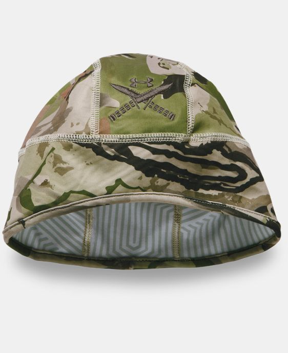 Men's UA ColdGear® Infrared Tactical Camo Beanie LIMITED TIME: FREE U.S. SHIPPING 1 Color $29.99