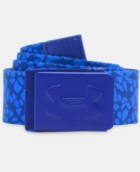 Best Seller Women's UA Golf Belt  1 Color $24.99