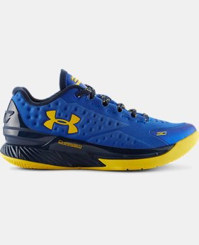 Boys' Grade School UA Curry One Low