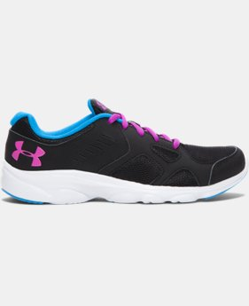 Girls' Grade School UA Pace Running Shoes  1 Color $33.99