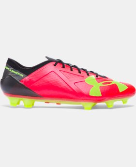Men's UA Spotlight FG Soccer Cleats  4 Colors $219.99