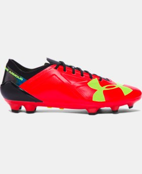 Men's UA Spotlight BL FG Soccer Cleats LIMITED TIME: FREE U.S. SHIPPING 1 Color $93.99