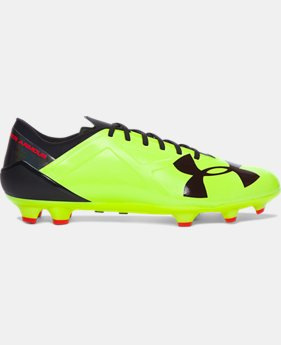 Men's UA Spotlight BL FG Soccer Cleats  3 Colors $67.49 to $70.49