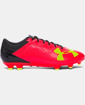 Men's UA Spotlight DL FG Soccer Cleats LIMITED TIME: FREE U.S. SHIPPING 1 Color $48.99