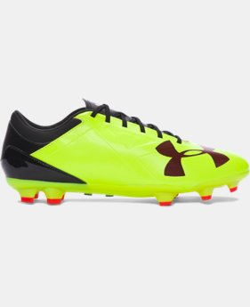Men's UA Spotlight DL FG Soccer Cleats  2 Colors $38.99 to $41.99